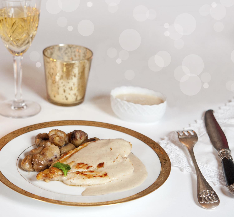 sauce au foie gras